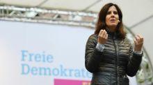 FDP-Politikerin Suding kündigt Rückzug von ihren Ämtern an