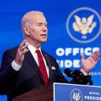 Biden plans 'roughly a dozen' Day One executive actions: aide