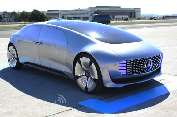 Daimler and Qualcomm team up on connected car tech