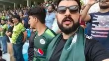 Pakistani Cricket Fan Singing Indian National Anthem Wins Hearts