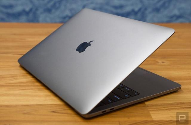 Apple may introduce a 14.1-inch MacBook Pro with a mini-LED screen