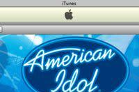 American Idol comes to iTunes