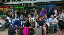 Christmas chaos set to hit rail passengers as major lines shut for engineering works