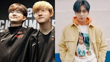 K-pop idol Daniel Kang plays League of Legends with Teddy and Faker