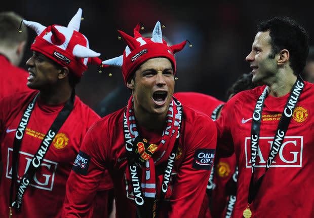 Ronaldo made Nani & Man Utd team-mates 'allergic to defeat'