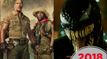 Sony Sees Reversal in Box Office Fortunes Thanks to 'Jumanji' and 'Venom'