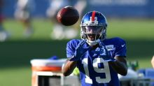 Giants released Corey Coleman because they wanted more speed at WR