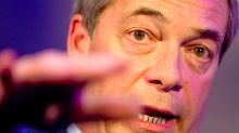 'We lost everything': Nigel Farage claims 'Britain was the only loser' in World War II