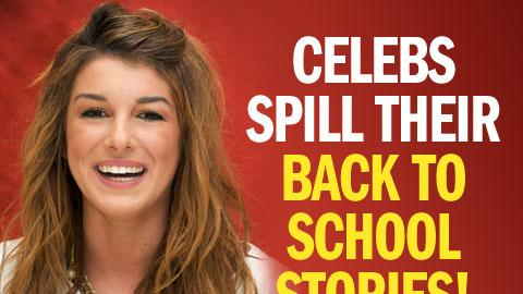 Celebrity Back-to-School Fashion