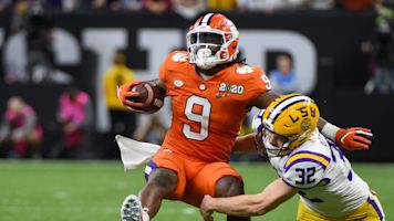 Star RB will return to Clemson for 2020 season