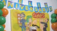 Idoso se veste de Chaves no aniversário de 92 anos e viraliza nas redes: 'Sou famoso'