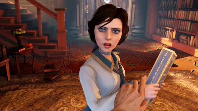 Bioshock Infinite: Clouds and Strife: Building the World