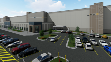 Sneak peek at Amazon's massive distribution hub in Garner