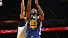 How patience, trust and practicing in a chair helped Draymond Green return to health