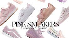20+ 粉紅色波鞋大集合:趕上今季最紅的粉色波鞋熱潮,一次過為你帶來各大品牌的最新款式!