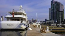 Harbor East Marina completes its $9 million renovation in time for a major yacht expo