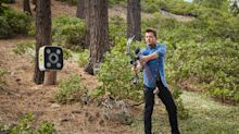 Jeremy Renner Launches Amazon Collaboration for the Outdoorsman — and Yes, There's a Bow