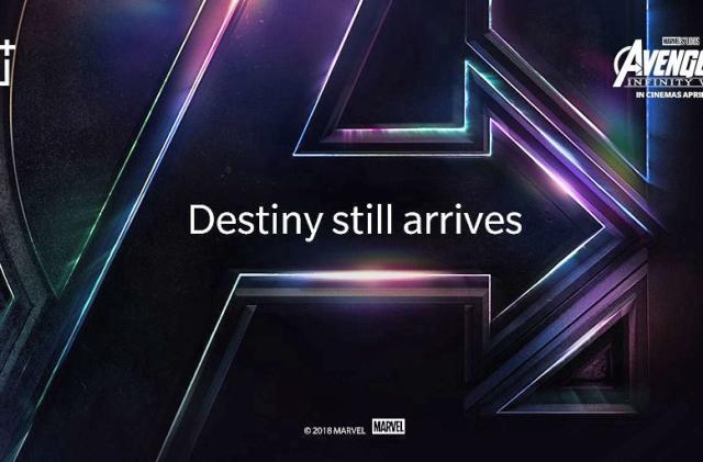 OnePlus is assembling an Avengers-themed phone