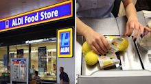 'Complete chaos': Aldi shopper's plea to checkout staff after 'upsetting' scene