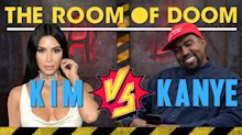 How well do you know Kim Kardashian and Kanye West? Play along with 'The Room of Doom' to find out