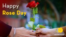 Happy Rose Day - The First Day of the Valentine Week