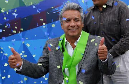 Tribunal electoral confirma el triunfo de Moreno en las elecciones de Ecuador