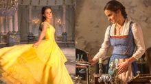 Emma Watson 在《美女與野獸》親自參與戲服設計,原來她不想穿⋯⋯