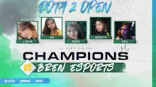 Bren Esports reverse sweep Foxy Gaming to win FSL Dota 2 Open 2021