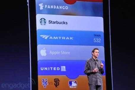 List of Passbook-ready apps compiled