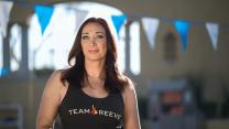 Paralyzed Olympic Swimmer Amy Van Dyken-Rouen named captain of Team Reeve
