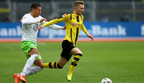 Bundesliga: Reus beim BVB wieder im Mannschaftstraining