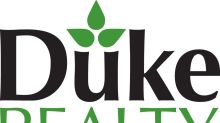 Duke Realty Announces Pricing Terms for $450 Million Senior Unsecured Notes Offering