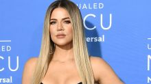"Khloé Slams Fan Who Says True Is ""Not Cute"""