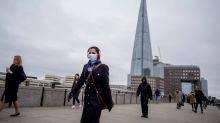 UK economy shrank before full force of coronavirus crisis hit