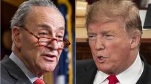 Chuck Schumer Sums Up 'Scared' Trump's SOTU With 4 Little Words