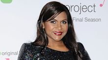 Pregnant Mindy Kaling Shares First Photo of Her Baby Bump on Instagram