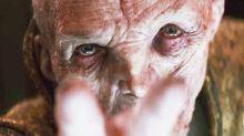 'Star Wars: The Last Jedi': Andy Serkis reveals how Hugh Hefner inspired Snoke