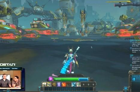 WildStar's livestream serves up a big helping of Warrior fun