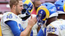 Los Angeles Rams favored at home vs. Chicago Bears in Week 7