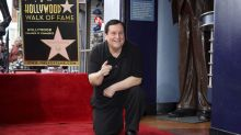 Burt Ward from iconic 60s TV show 'Batman' gets his star on the Hollywood Walk of Fame
