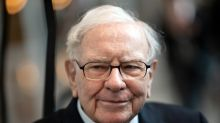 Buffett dona acciones de Berkshire por US$2.900 millones