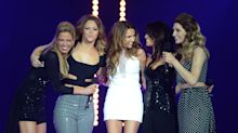 Sarah Harding's Girls Aloud Bandmates Rally Around Singer Following Cancer Diagnosis: 'We Are With You Every Step Of The Way'