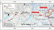 Chilean Metals Options High Grade Nickel Copper PGE Deposit in James Bay from Critical Elements