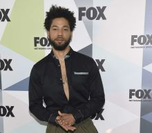 The Latest: Smollett says no truth he played role in attack
