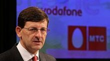 Vodafone boss Vittorio Colao hands over the reins