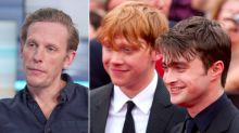 Laurence Fox calls Harry Potter stars 'spoiled millionaires' for turning against JK Rowling in trans row