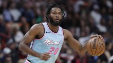 Justise Winslow to miss rest of season after suffering hip injury in Florida