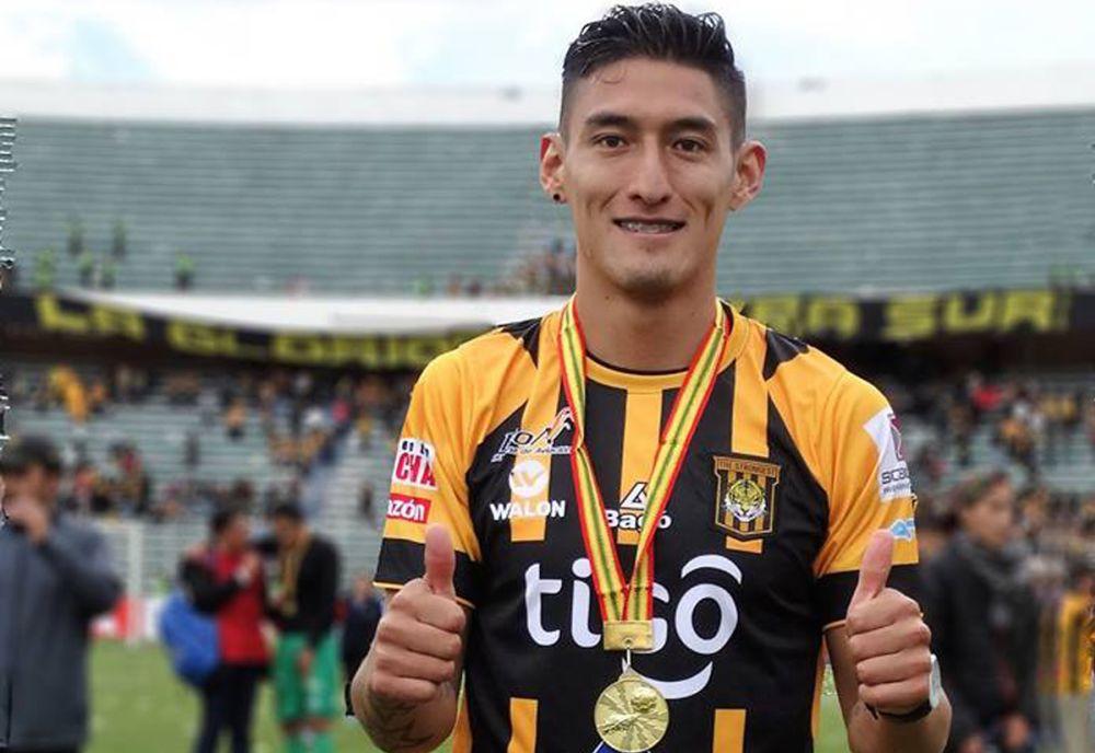 Quiroga deja The Strongest para irse a Nacional Potosí