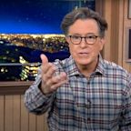 Colbert Challenges Obama, Bush And Clinton To Take COVID-19 Vaccine On 'Late Show'