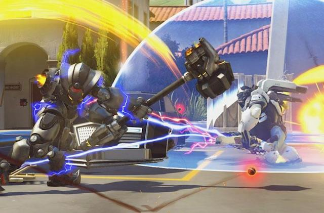 Blizzard launches an 'Overwatch' league for amateurs
